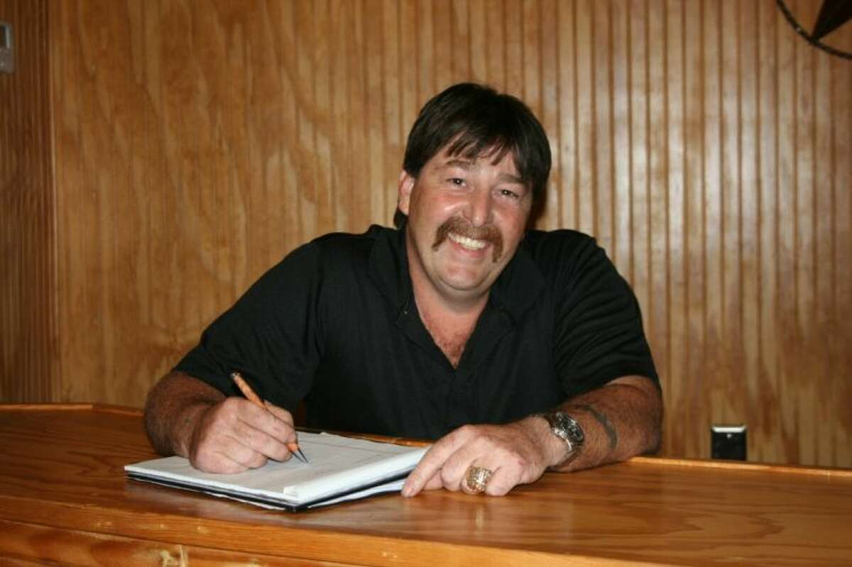 Dave Fields is the newest member of Patton Village City Council. He took part in the Feb. 20 council meeting.