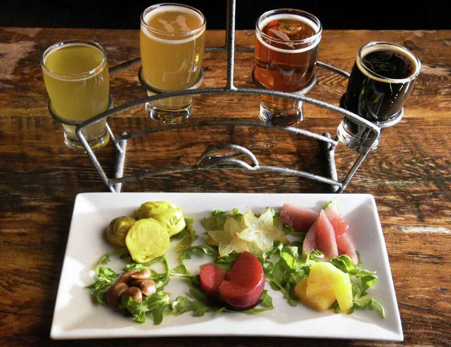 Click through the slideshow to learn more about a few places we've visited with good food paired with a good beer selection. Photo: John Carl D'Annibale / 40038105A