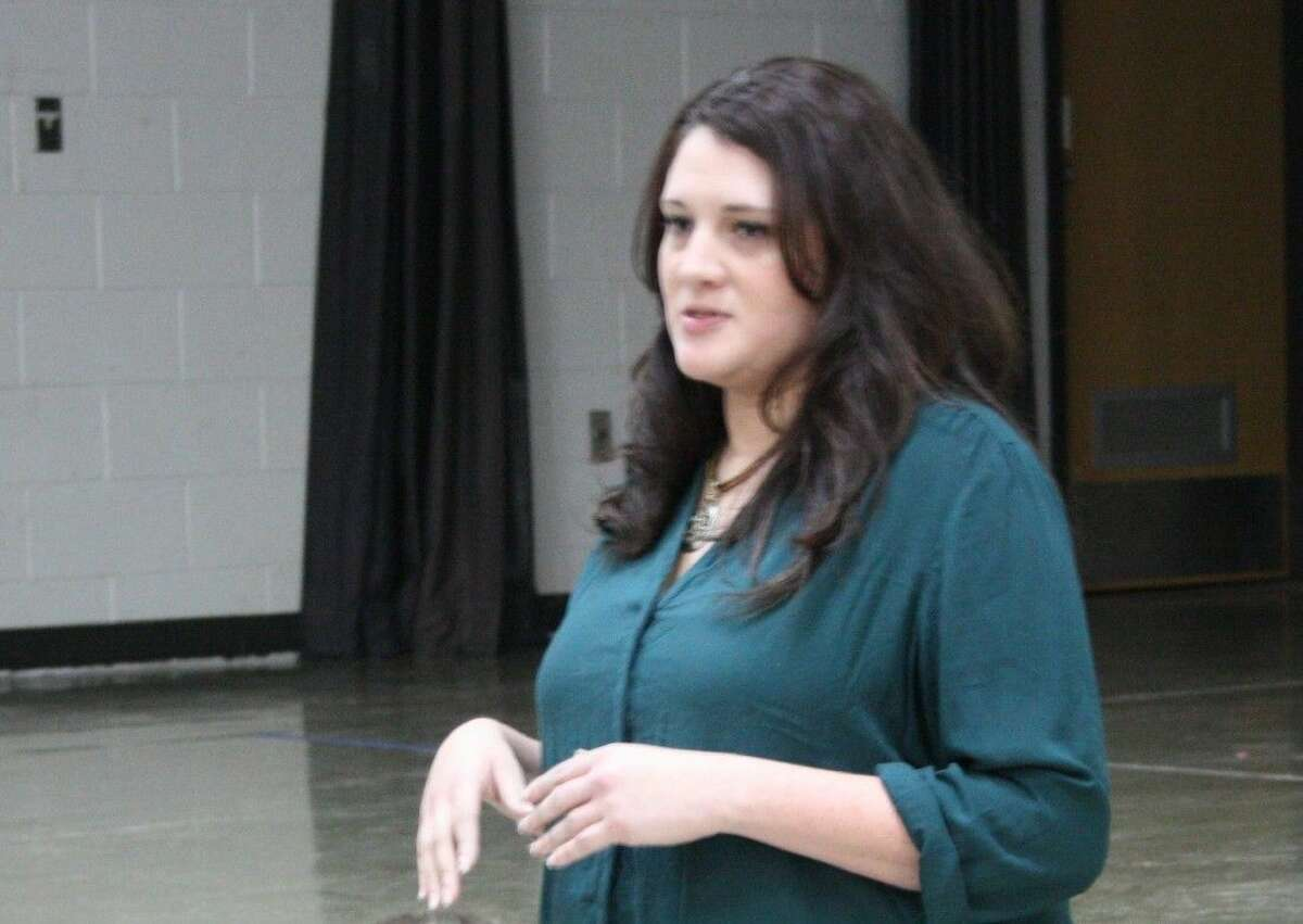 Shepherd Middle School Librarian Rebecca Ramos brought together a group of parents to discuss and address areas where the school could improve for the students.
