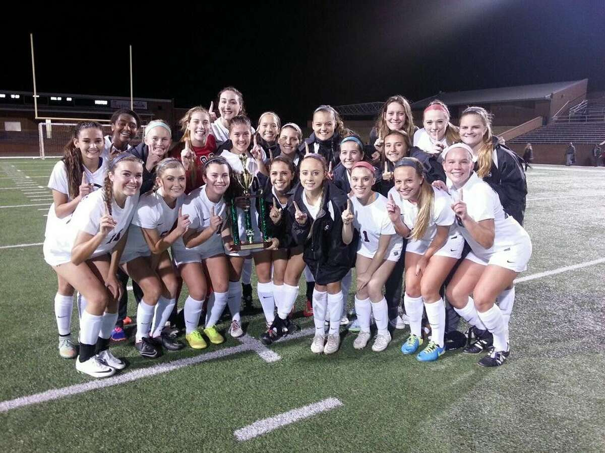 The Woodlands girls soccer team won the Tiger Bracket at the I-10 Shootout in Katy over the weekend. The Lady Highlanders topped Ft. Bend Austin 1-0 in the championship game with Savannah Ulrich scoring the lone goal.