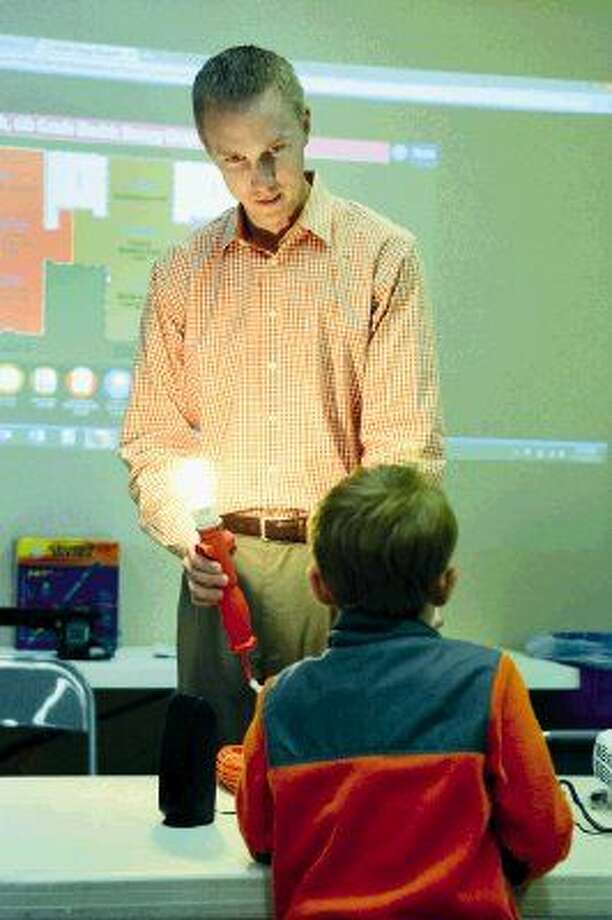 Science Explorers at The Woodlands Children's Museum - Houston Chronicle