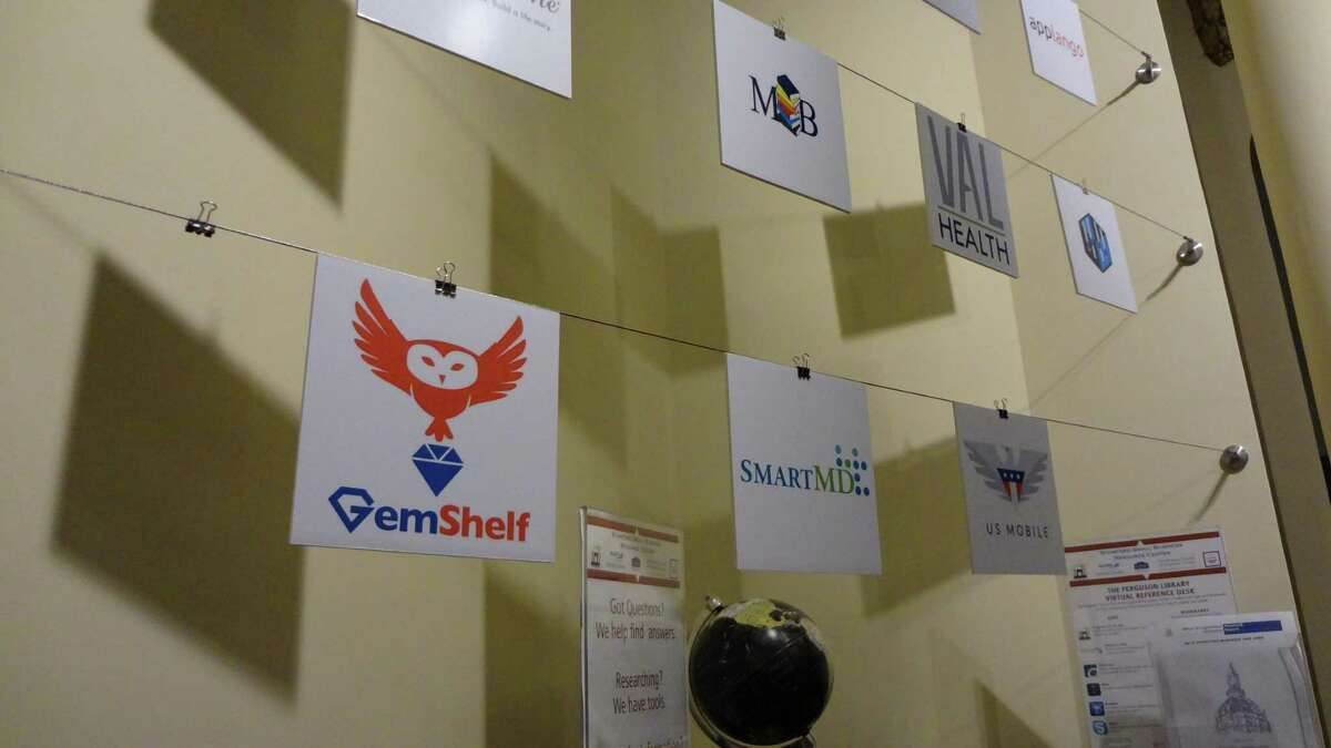 A Stamford Innovation Center lineup of startups that work out of the Stamford, Conn. facility, including Gemshelf which does business as Shelf.io with a system to help organizations create respositories of digital content.