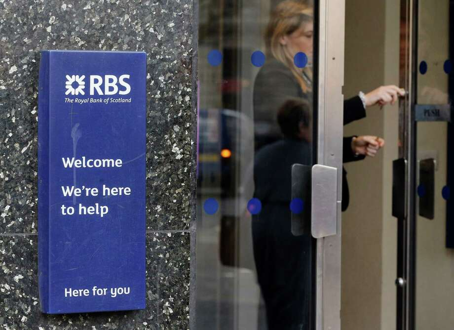 On Oct. 3, 2016, Connecticut Attorney General George Jepsen announced a $120 million settlement with Royal Bank of Scotland related to the underwriting of mortgage-backed securities heading into the 2008 financial collapse. (AP Photo/Frank Augstein) Photo: Frank Augstein / AP / AP
