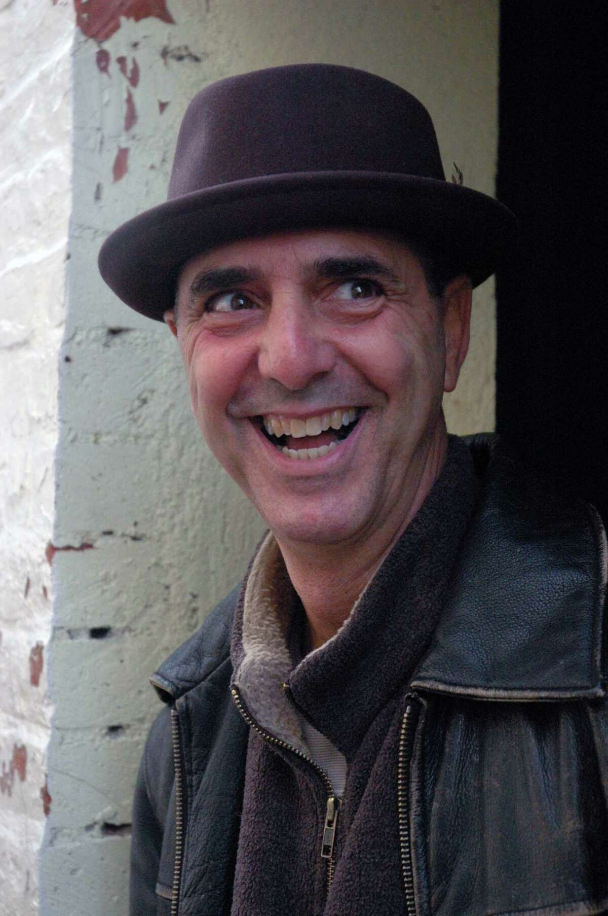"""Comedian Michael """"Motts"""" Pelazza will perform at the Treehouse Comedy Club at Bistro B in Westport on Saturday, Oct. 8. He will be joined by comedian Andrew Kennedy, his longtime pal."""