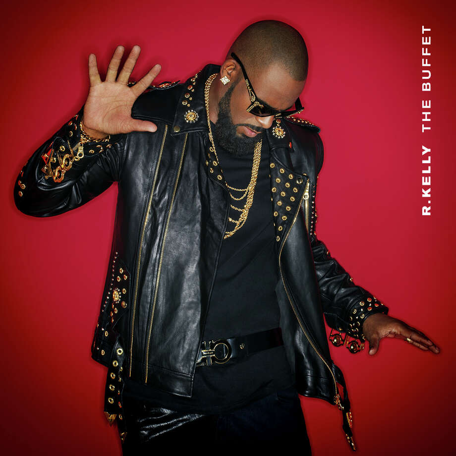 """R&B star R. Kelly brings his """"Buffet"""" tour to the Webster Bank Arena on Friday, Oct. 7. Photo: R. Kelly / Contributed Photo"""