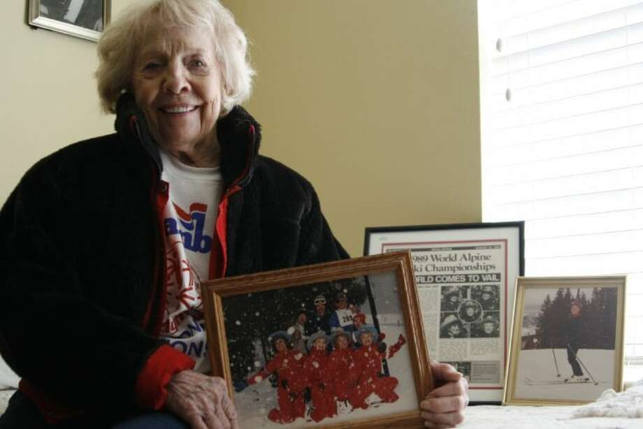 It was the rush of the wind on her face and the freedom she enjoyed the most as Kingwood resident Nita Neyland skied the slopes for many years as a part of the Skiing Grandmothers.