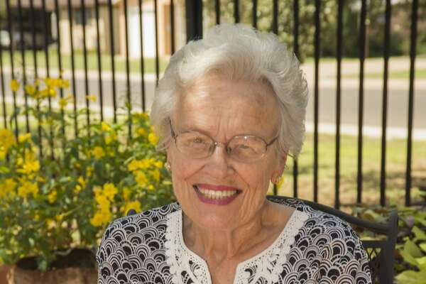 52 Faces of our Community, Anneliese Hyde, founder of The Patio at Midland Lutheran Church.