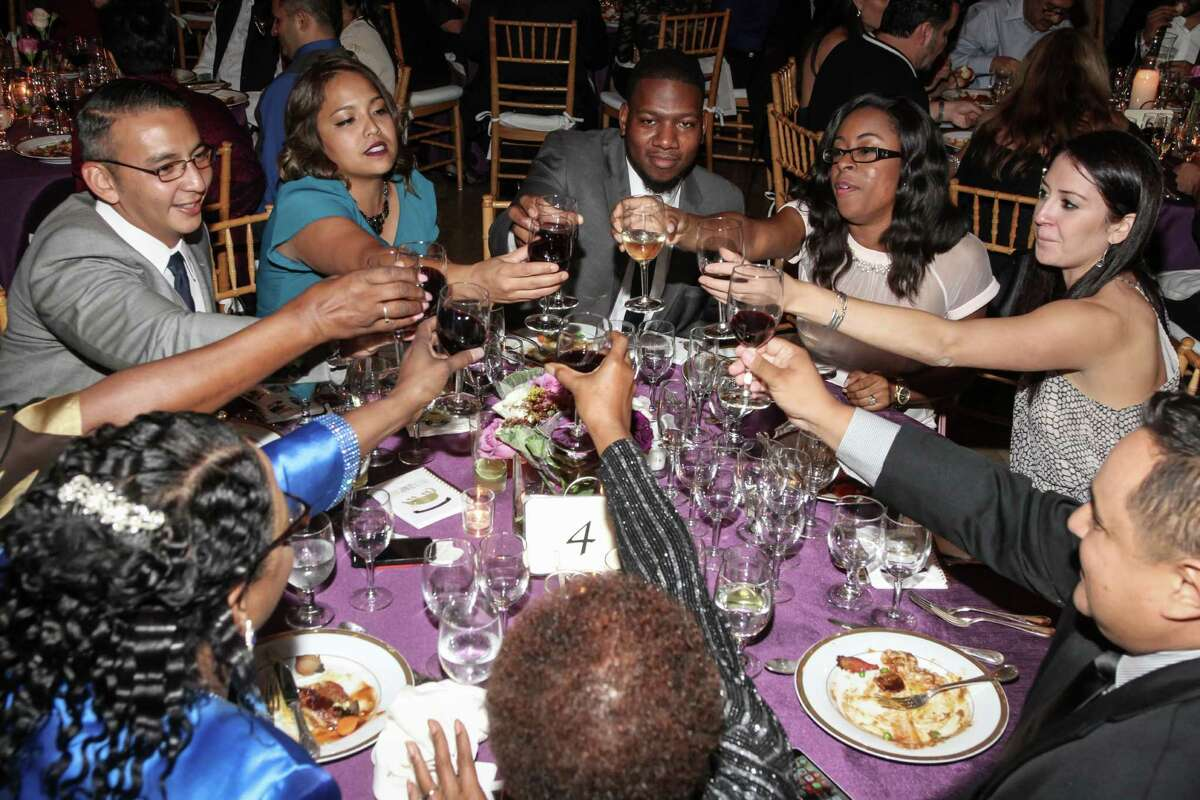 The 2016 Houston Culinary Awards presented by My Table magazine were announced Sunday, Oct. 2. Shown: Guests of the Houston Culinary Awards.