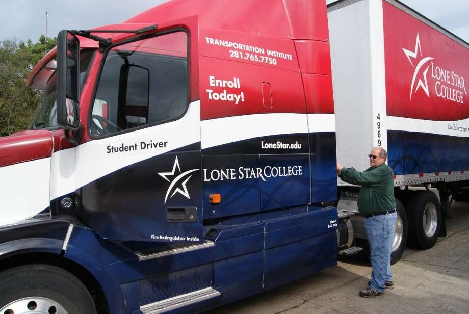 Lone Star College Transportation Institute instructors like Bill Brady can put your new career in gear in just six short weeks.