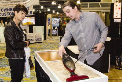 Woodlands Home And Garden Show Elicits Signs Of Spring