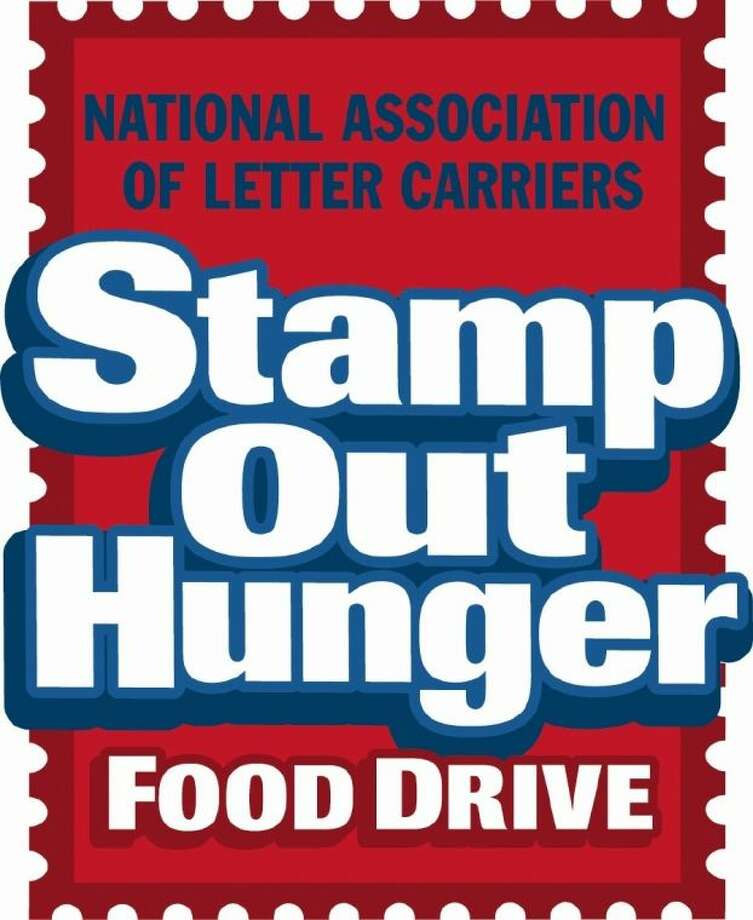 The Stamp Out Hunger food drive is supported by the National Association of Letter Carriers. Photo: JACOB MCADAMS