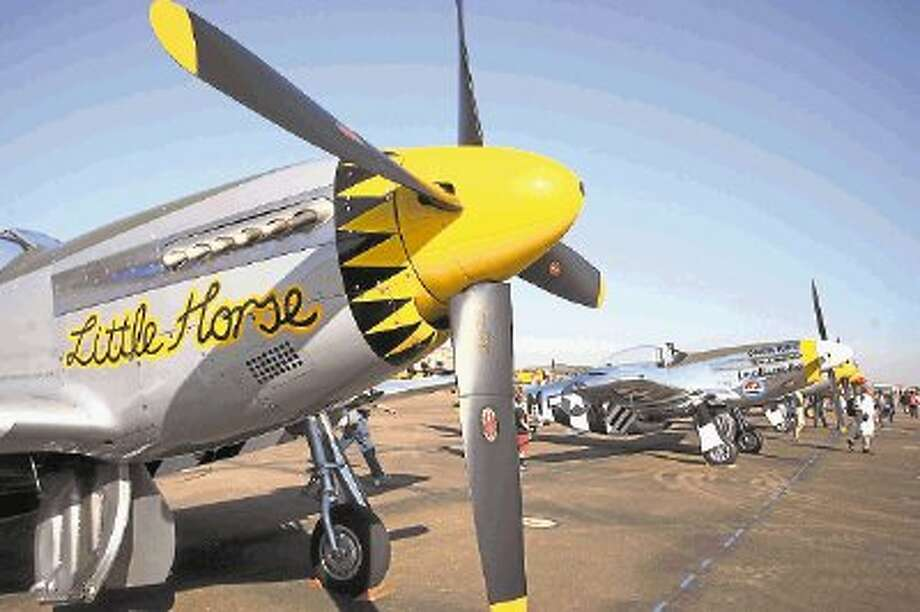 The Lone Star Flight Museum is relocating from Galveston to Ellington Field. / @WireImgId=2648645