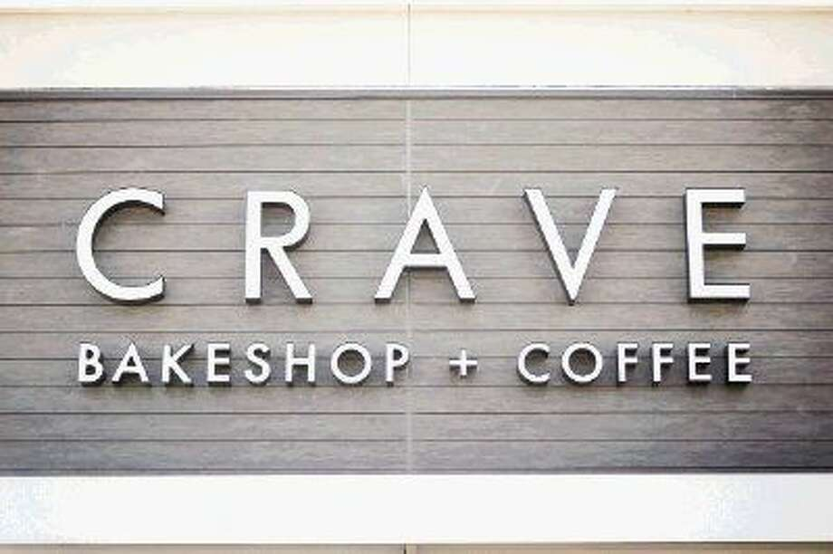 The storefront for Crave Bakeshop is pictured on Jan. 26 off of Research Forest Drive in The Woodlands.