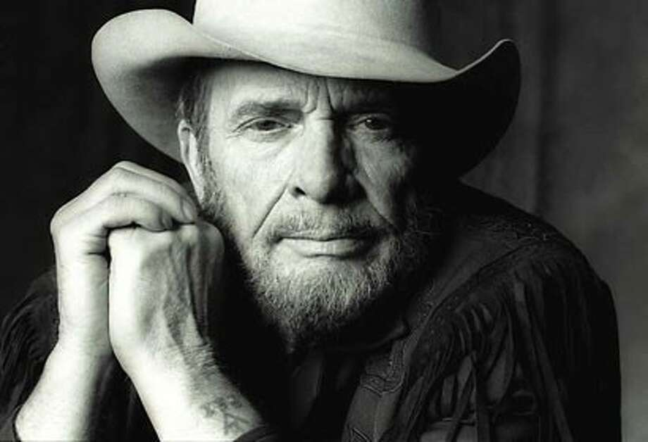 Country legend Merle Haggard, coming live, in concert to the Stafford Centre April 1.