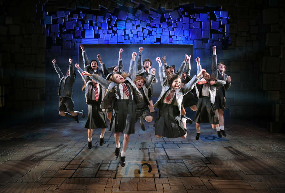"""Matilda the Musical"" Photo: ©2014 Joan Marcus"