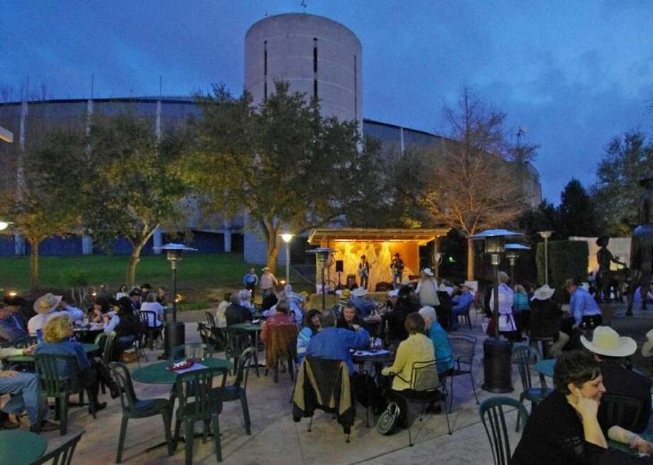 The Champion Wine Garden featuring the Houston Rodeo Uncorked CHAMPION WINES will again be hosted in the Carruth Plaza on the Houston Rodeo Grounds. The Champion wine Garden opens at 4 p.m. on weekdays, 11 a.m. Saturday, and noon on Sunday.