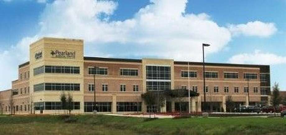 Pearland Medical Center is set to open Tuesday.