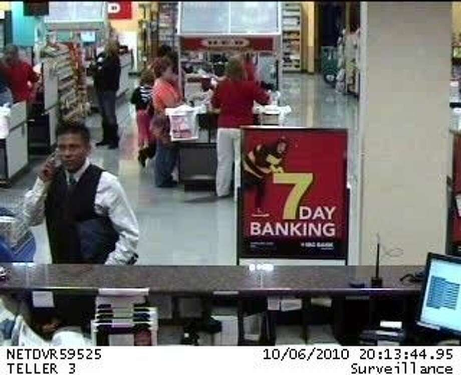 League City police arrested four suspects they say were involved in a 'planned' bank robbery in 2010.