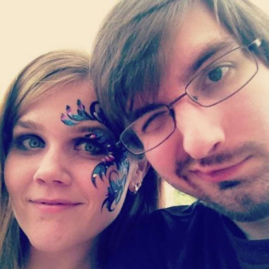 Stephanie Kirkpatrick Politte and Daniel Politte during happier times. The Missouri City man is now out of Fort Bend County Jail on a $125,000 surety bond. Photo: Facebook