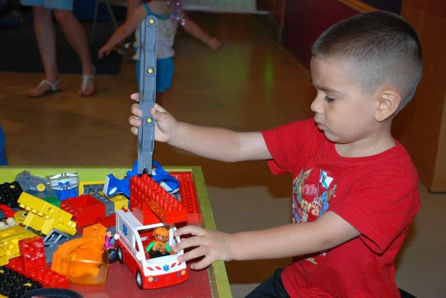 Mark your calendars for a fun-filled Spring Break at The Woodlands Children's Museum.