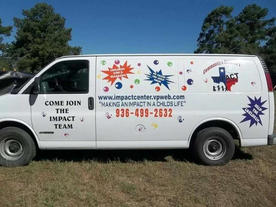 A van owned by the Community and Children's Impact Center of Shepherd was stolen around 9 a.m. Thursday, March 13.