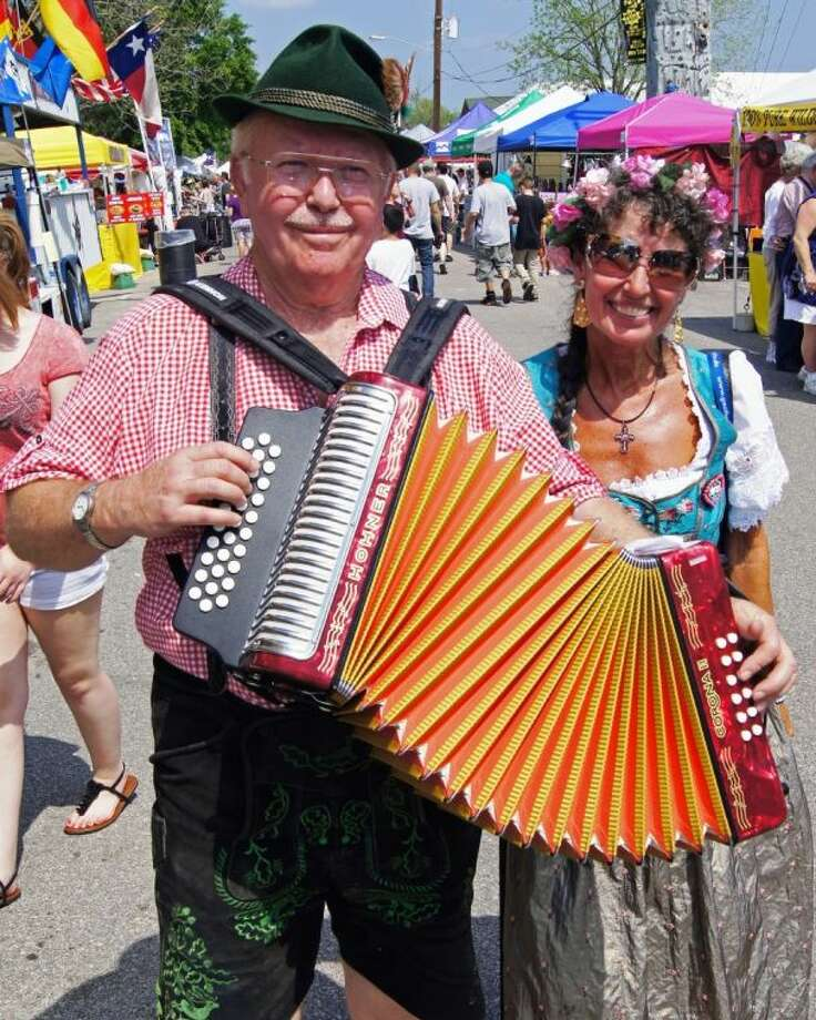 The 2014 Tomball German Heritage Festival will take place in downtown Tomball March 28-30. Over 100 vendors, five music stages and a carnival will entertain festival attendees. For more information, visit www.TomballGermanFest.org. Photo: File Photo