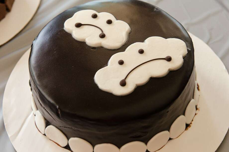 Depressed Cake Shop Opens On Sunday For One Day Only Houston Chronicle