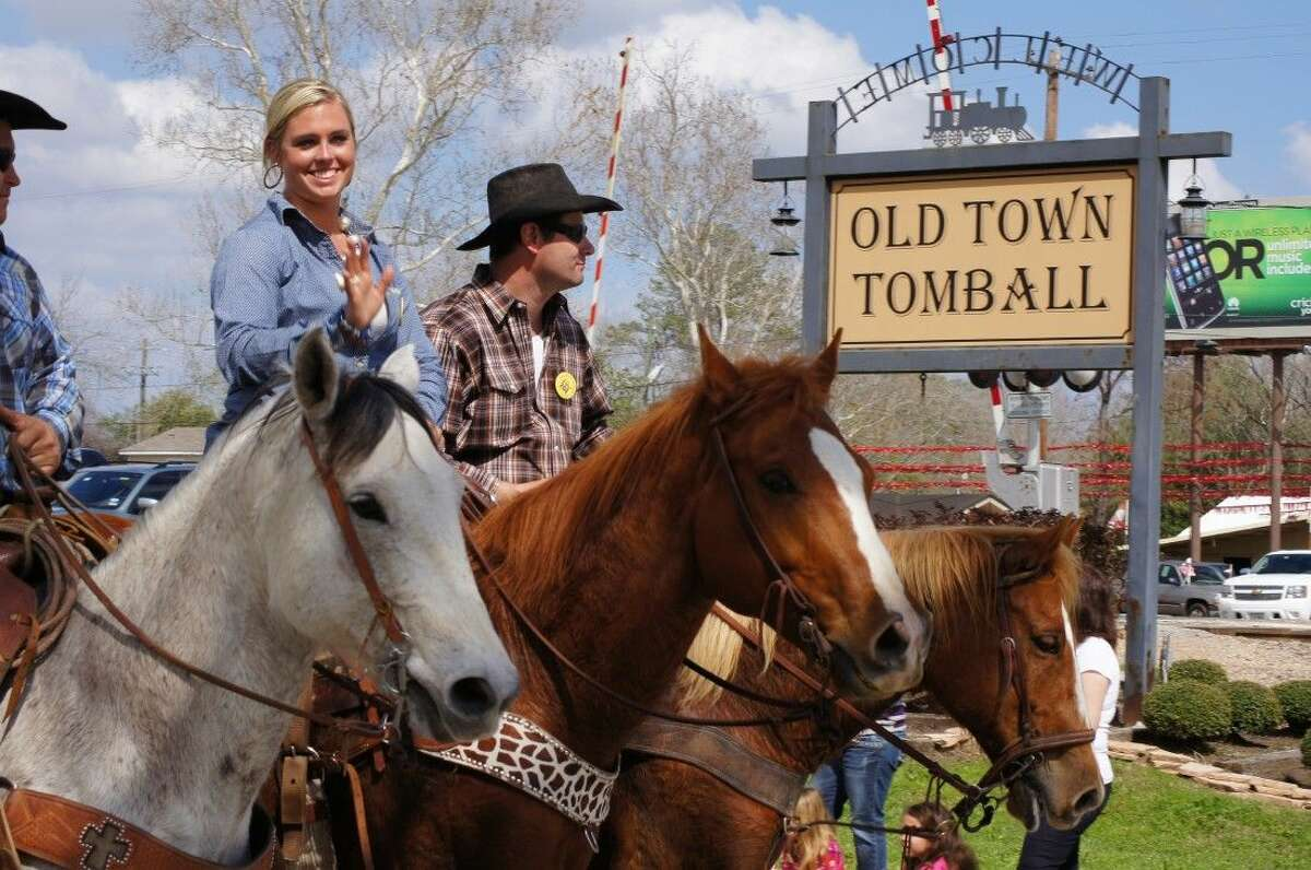 Sam Houston Trail Riders to visit the Tomball Depot on Tuesday, Feb. 24, for the annual Trail Ride Reception hosted by the City of Tomball.