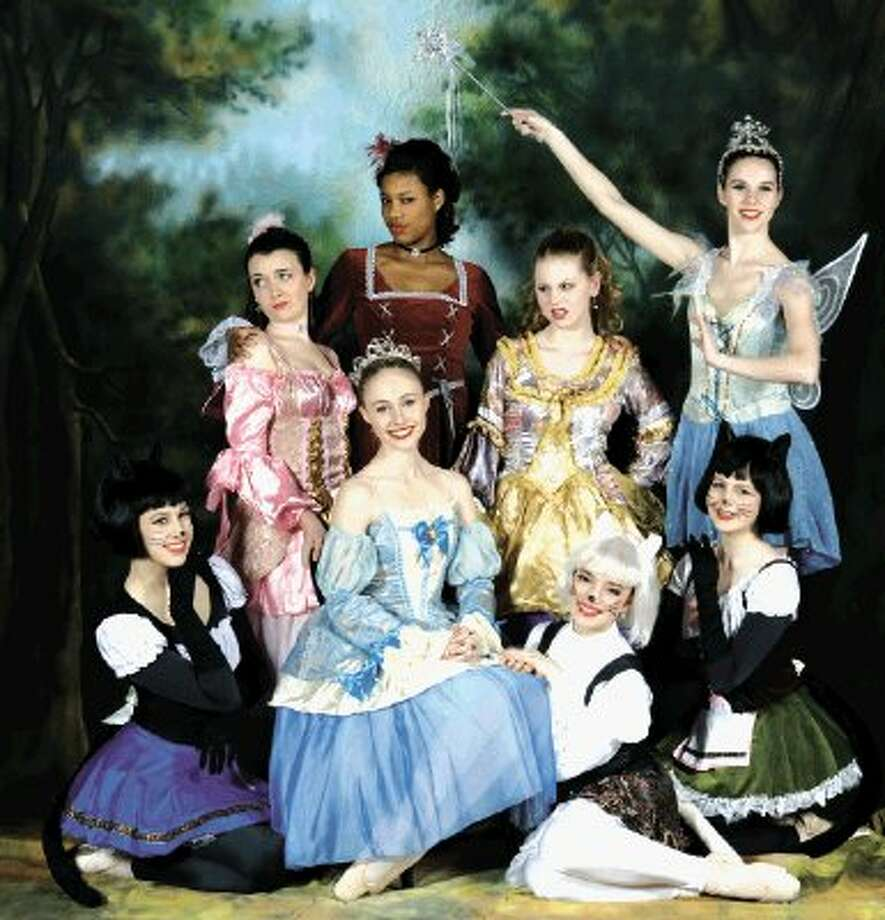 """Kingwood Dance Theatre will present """"Cinderella Storybook Ballet"""" in April at the Nathaniel Center. Photo: Charles Falk                     / Charles W Falk"""