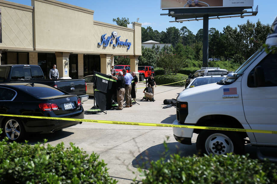 deadly shoot out haunts conroe jeweler houston chronicle