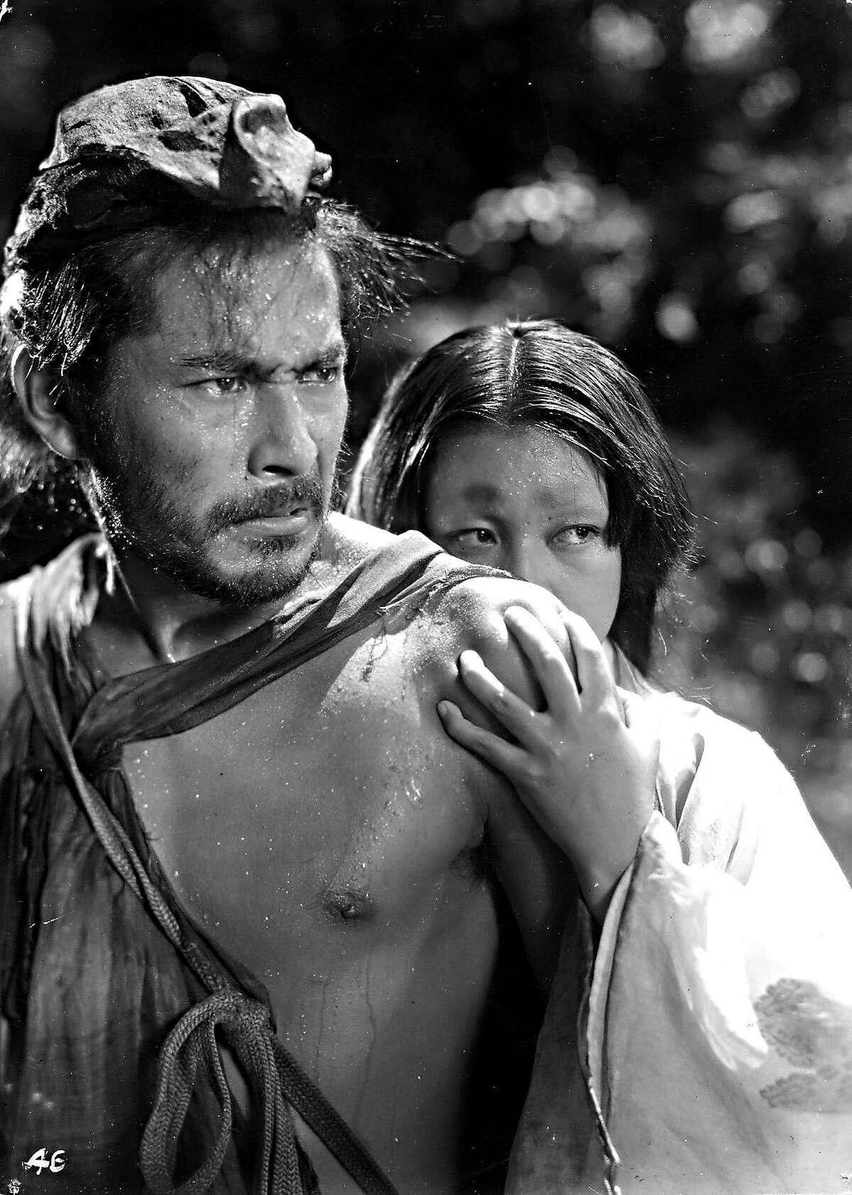 "A 35mm film print of Akira Kurosawa's 1950 film ""Rashomon"" will be screened on Friday Dec 5 and Saturday Dec 6 as part of ""Essential Art House: Four Treasures from Janus Films"" at Smith Rafael Film Center in San Rafael."