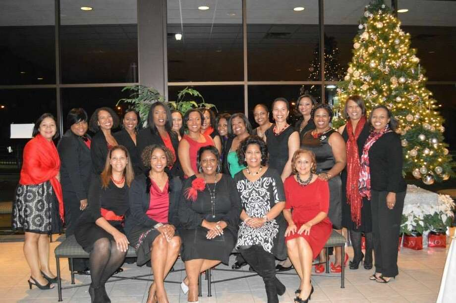The Humble-Kingwood Chapter of Jack and Jill of America, Inc. hosted their 2014 Foundation Fundraiser at the Ensemble Theatre under the direction of Foundation Chair Mary Cureau Dec. 13, 2014.