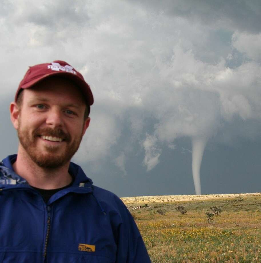 As part of Texas Severe Weather Awareness Week, Dr. Grady Dixon, department chair of geosciences at Fort Hayes State University in Kansas, will guest lecture on Texas tornados at the San Jacinto College South Campus on March 5. Photo submitted.