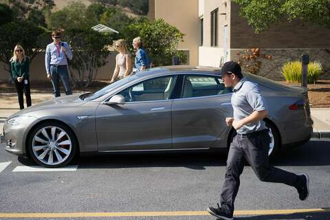 California to Tesla: Don't call it 'Autopilot' - SFGate