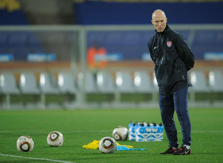 Bob Bradley will lead Swansea in the big-bucks English Premier League after holding coaching jobs in college, the MSL and the national teams of the United States and Egypt. Photo: Michael Regan