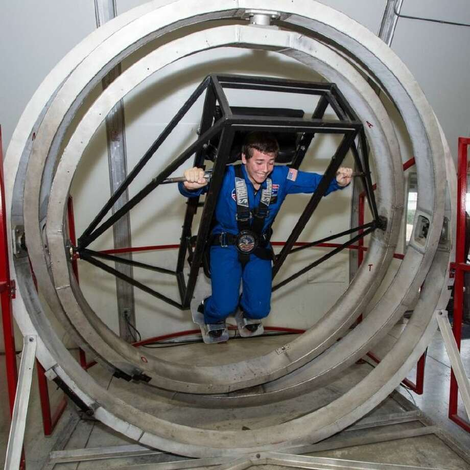 Anthony Pucci, a junior at Magnolia High School, was awarded a scholarship from Honeywell to attend the Honeywell Leadership Academy at the U.S. Space & Rocket Center in Huntsville.