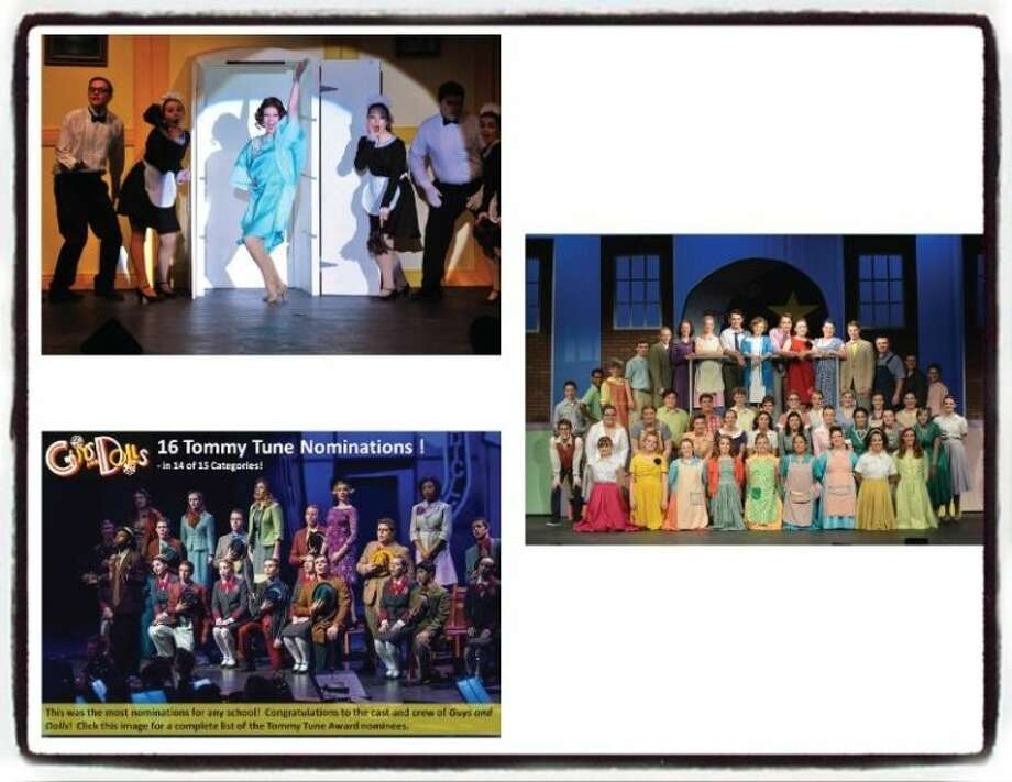 Students from Klein ISD high schools in recent performances. Photo: Submitted Photo