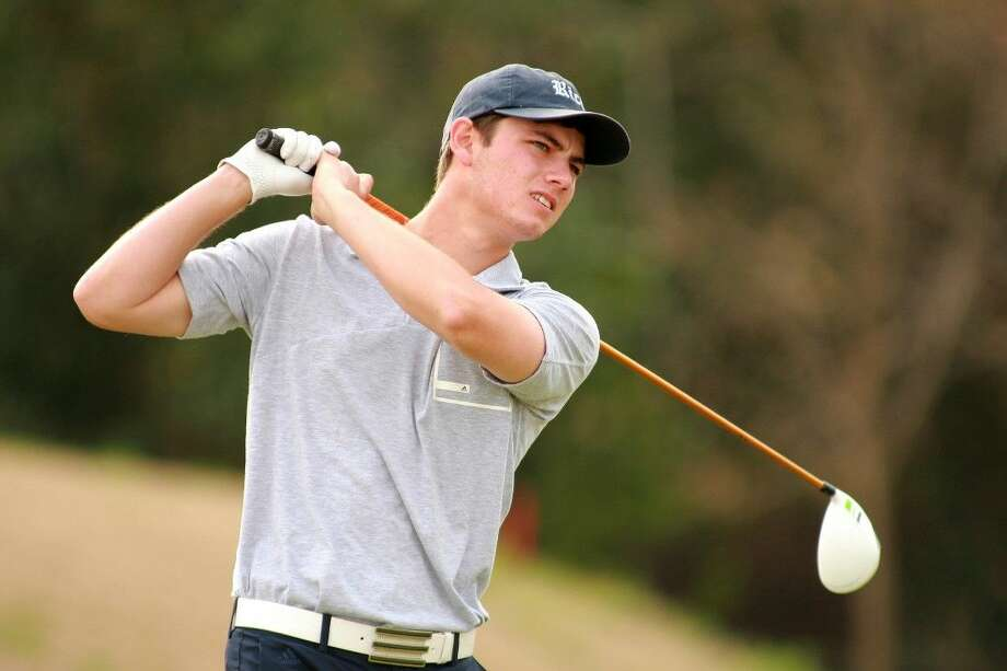 The Rice University sophomore swung into action for the first time since last May and carded a pair of par-four birdies on the front nine to open his sophomore campaign.