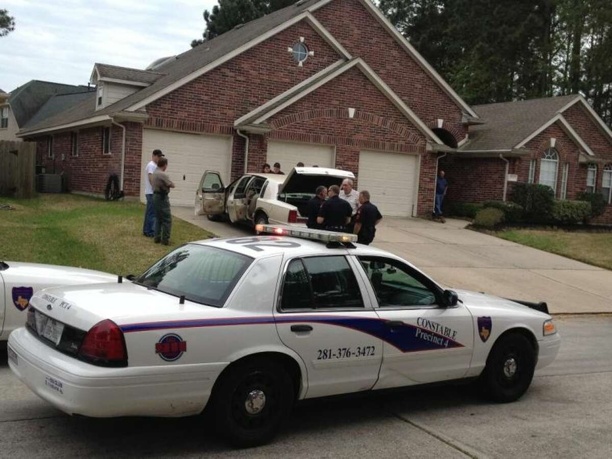 Harris County Precinct 4 Constables arrested an adult male after an alleged failed attempt of breaking into a residence. Police say he reportedly confronted the homeowner with a weapon, resulting in the homeowner discharging a firearm and an extensive manhunt.