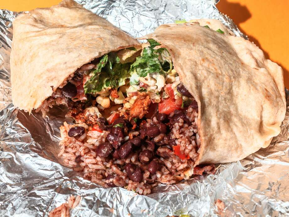 Chipotle is officially adding chorizo, a spicy chicken-and-pork sausage, to its menu. Photo: Hollis Johnson
