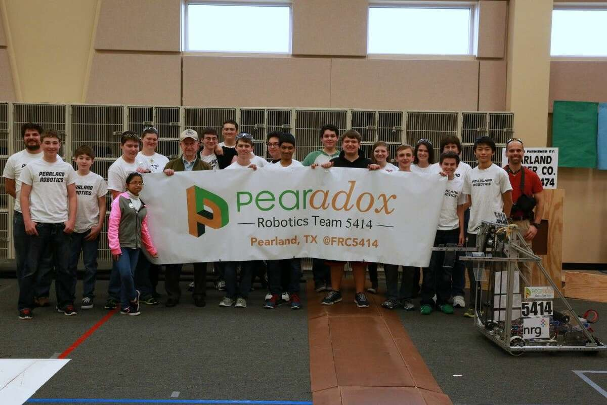 Pearadox is committed to sustaining a competitive robotics team while promoting STEM (Science, Technology, Engineering and Math) education.