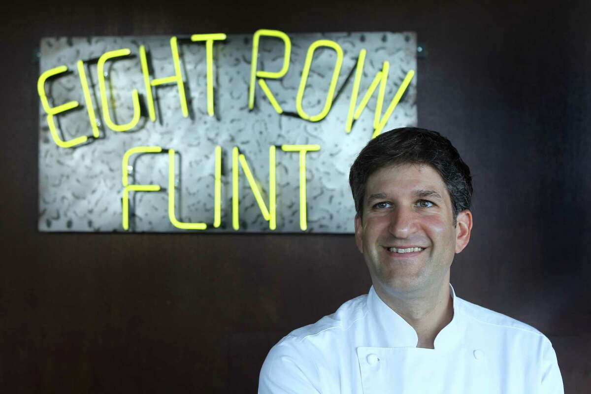 Ryan Pera, chef of Coltivare, Revival Market and Eight Row Flint is participating in the HOUBBQ Collective tailgate party at Eight Row Flint on Oct. 9.