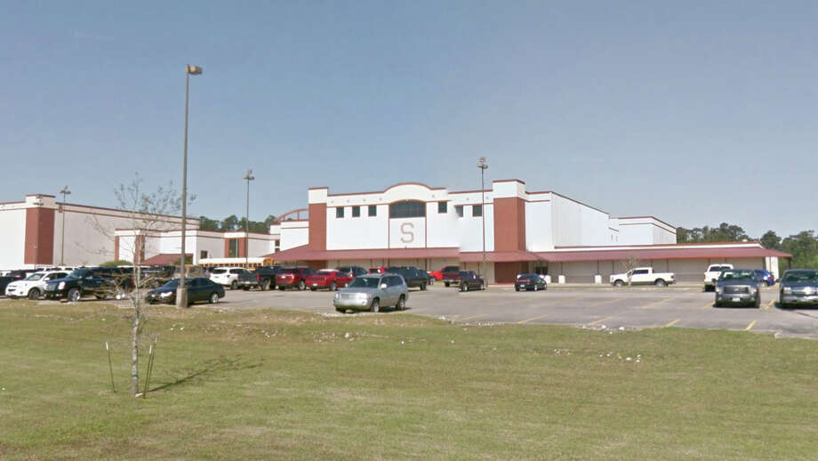 Silsbee High School Photo: Google Maps