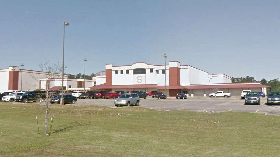Silsbee High School Photo: Google Maps