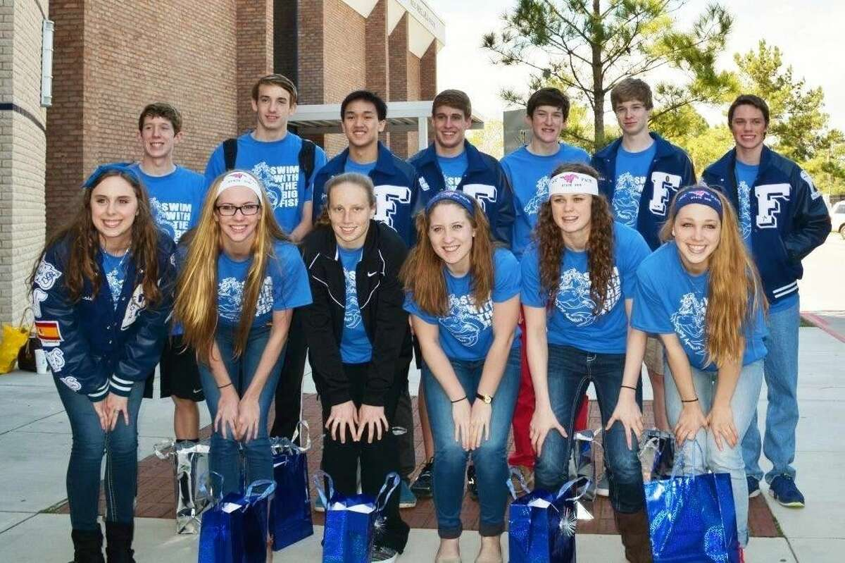 The Friendswood swimming and diving team competed at the UIL state championships this past week for the first time as a Class 6A school.