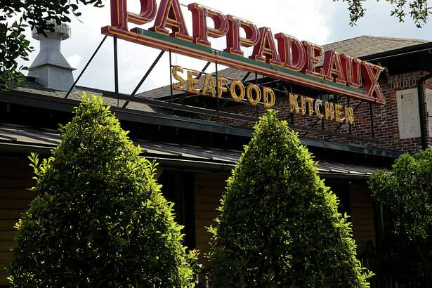 Pappadeaux Seafood Kitchen Sept. 19, 2016, in Houston. ( James Nielsen / Houston Chronicle )
