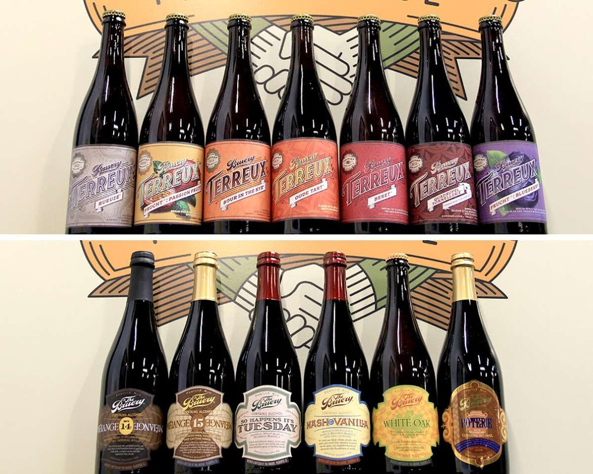 The Bruery and related Bruery Terreux of Orange County, Calif., recently began Houston distribution.