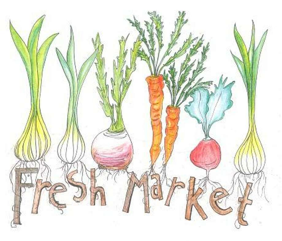 Winning design for Fresh Market's limited edition shopping bags. Sale of the bags will benefit the nonprofit No Kid Hungry.