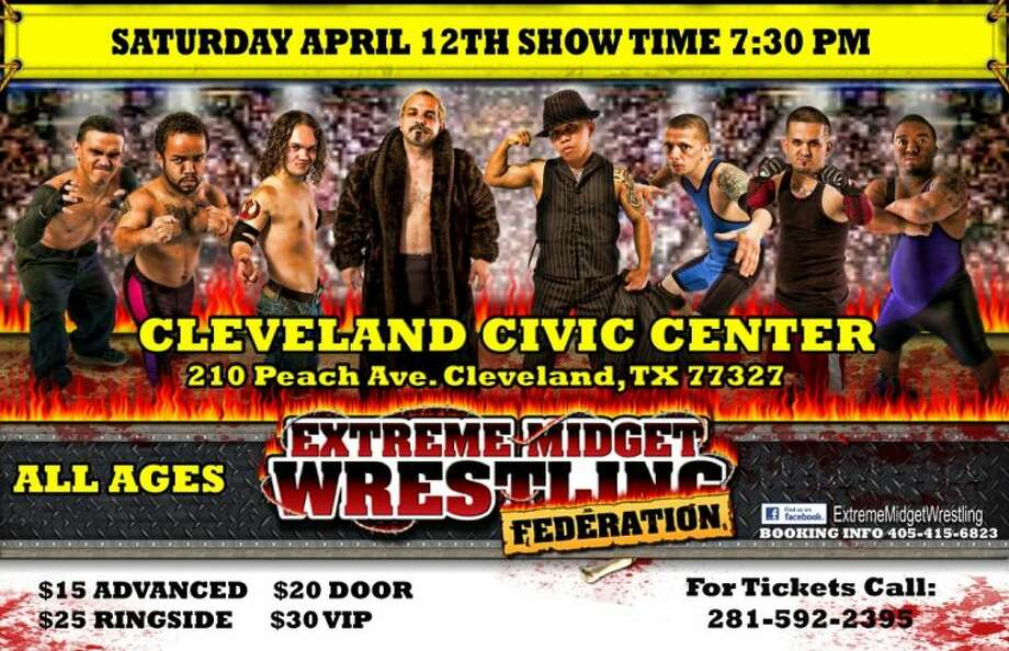 Midget wrestling coming to Cleveland