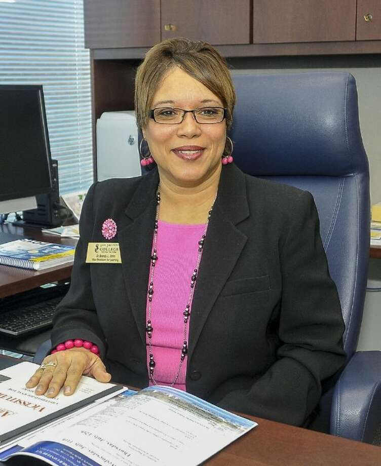 Dr. Brenda Jones, San Jacinto College provost, was recently elected to the executive board of the National Alliance of Community and Technical Colleges (NACTC). Photo credit: Andrea Vasquez, San Jacinto College marketing, public relations, and government affairs department.